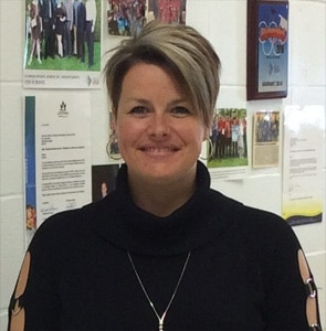 Nadia Giguère, Enseignante